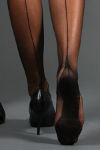 NylonDreams FF Point Heel Stockings