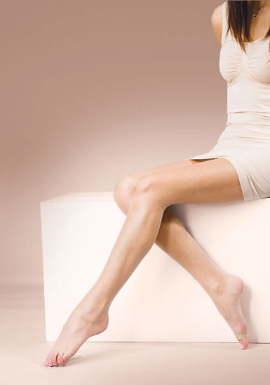 Silky Natural Open Toe Tights Summer ranges / Strumpbyxor.com