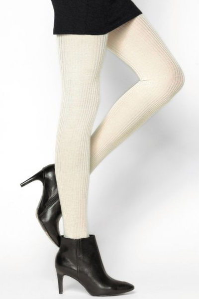 Bleuforet Silk & Wool Tights Silk Winter ranges / Strumpbyxor.com