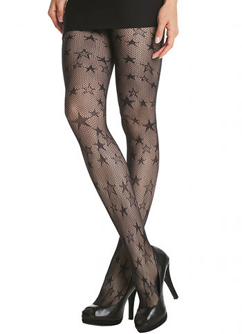 DIM Resille Etoile Tights Special Offer Fishnets Fashion ranges / Strumpbyxor.com