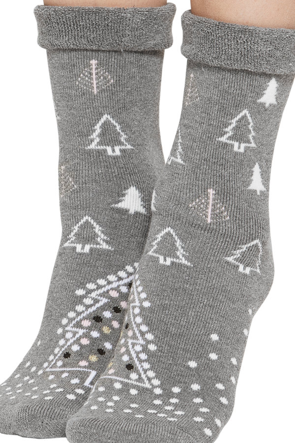Vogue Christmas Tree Socks Fashion ranges Winter ranges / Strumpbyxor.com