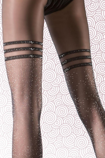 Fiore Pricilla Tights  / Strumpbyxor.com