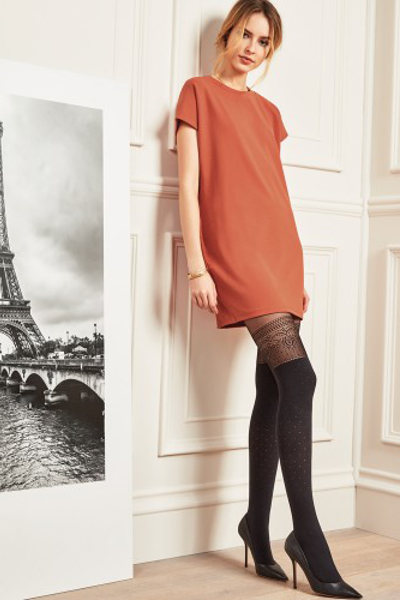 Philippe Matignon Charmette Tights Fashion ranges / Strumpbyxor.com