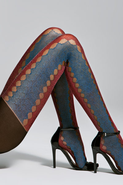 Fiore Journey Tights Fashion ranges / Strumpbyxor.com