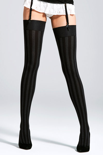 Fiore Traffic Stockings Fashion ranges / Strumpbyxor.com