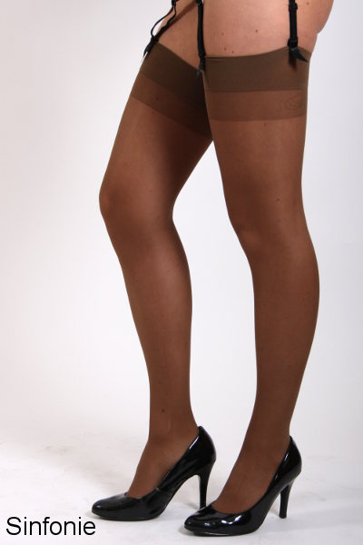 Trasparenze Sara Stockings Bridal / Strumpbyxor.com