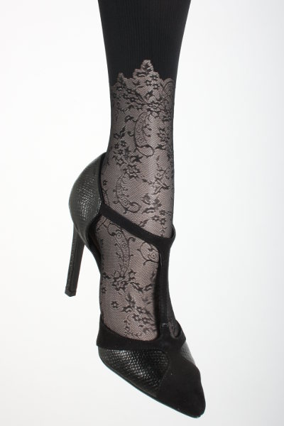 Philippe Matignon Demi Dentelle Tights Special Offer Fashion ranges / Strumpbyxor.com