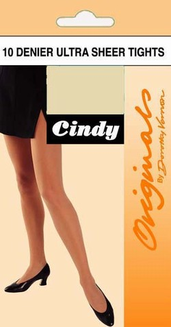 Cindy Ultra Sheer Tights Tights Summer ranges / Strumpbyxor.com
