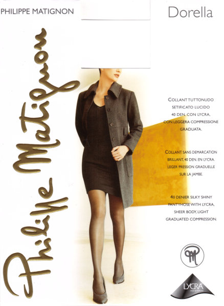 Philippe Matignon Dorella 40 Tights Special Offer  / Strumpbyxor.com