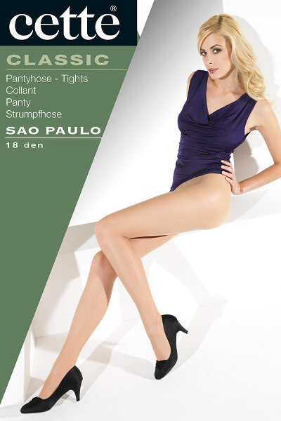 Cette Sao Paulo 2 pairs Tights Special Offer / Strumpbyxor.com
