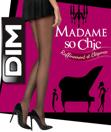 DIM Madame so Chic Tights Special Offer Fashion ranges / Strumpbyxor.com