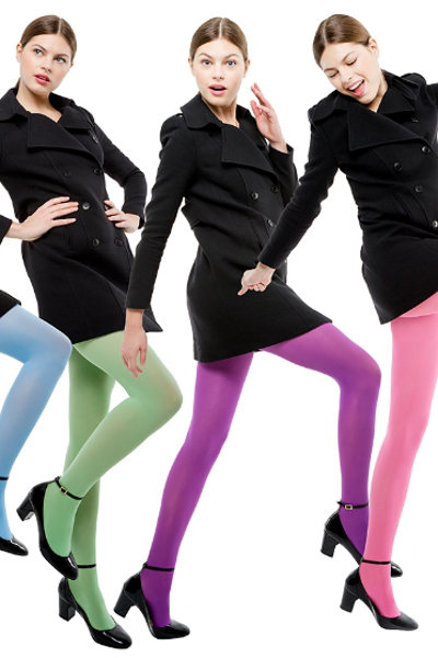 DIM Opaque Veloute Tights Winter ranges / Strumpbyxor.com