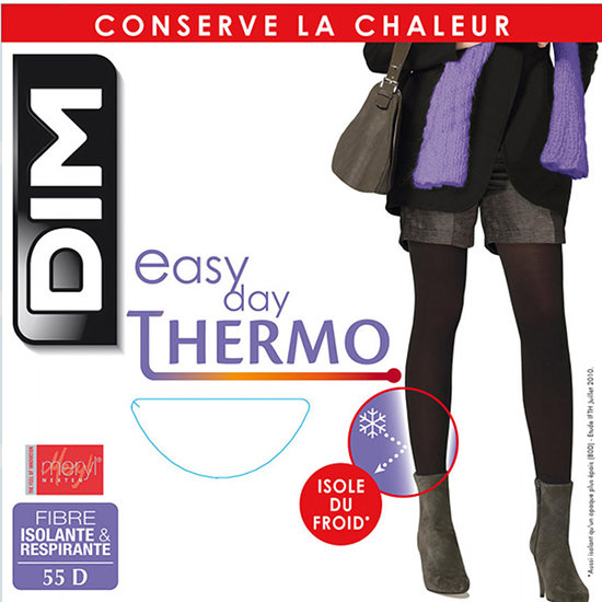 DIM Thermo Easy Day Tights Winter ranges / Strumpbyxor.com