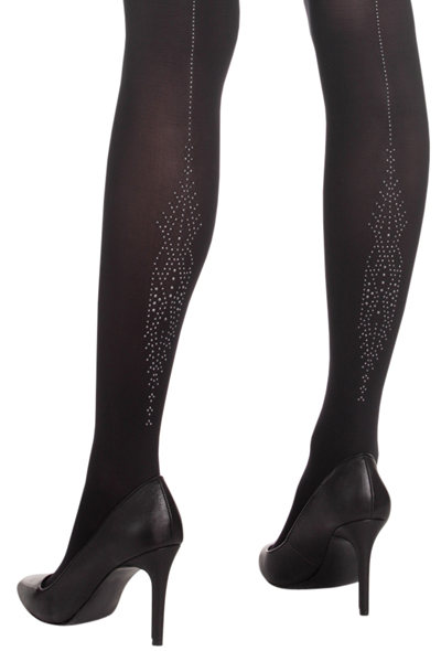DIM Couture Baroque Tights Special Offer Winter ranges Seamed / Strumpbyxor.com
