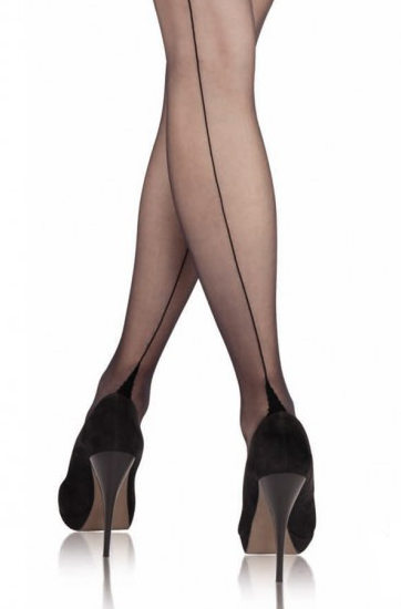 Cervin Esprit Couture Tights Tights Seamed X-Large / Strumpbyxor.com