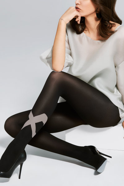 Fiore New York Tights Fashion ranges Winter ranges / Strumpbyxor.com