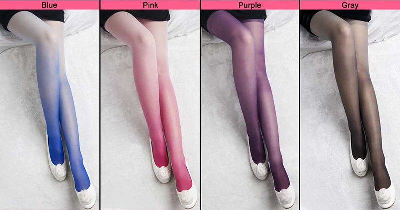 Calzessa Gradiant colour Tights Special Offer Fashion ranges / Strumpbyxor.com