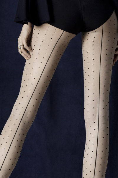 Fiore Intrigue Tights Special Offer Seamed / Strumpbyxor.com