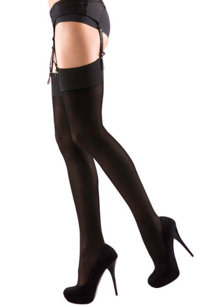 Silky Soft Opaque 70 Stockings Winter ranges / Strumpbyxor.com