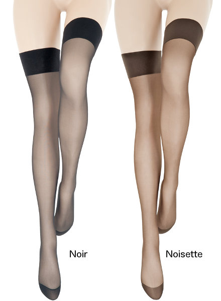 Le Bourget Voilance 15D Stocking Stockings Bridal / Strumpbyxor.com