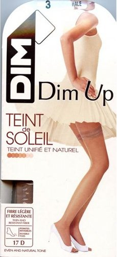 DIM Teint de Soleil Stay-Up Stay-ups Summer ranges / Strumpbyxor.com