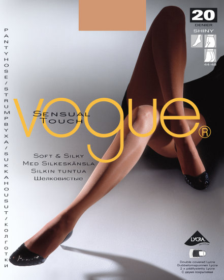 Vogue Sensual touch Tights  / Strumpbyxor.com